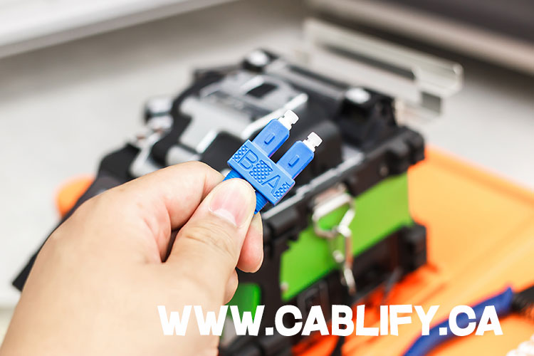 Fiber Optic Fusion Splicing Services In Toronto Cablify