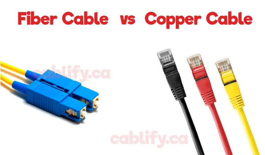 Fiber vs Copper Cabling