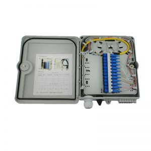 fiber optic cable joint distribution box