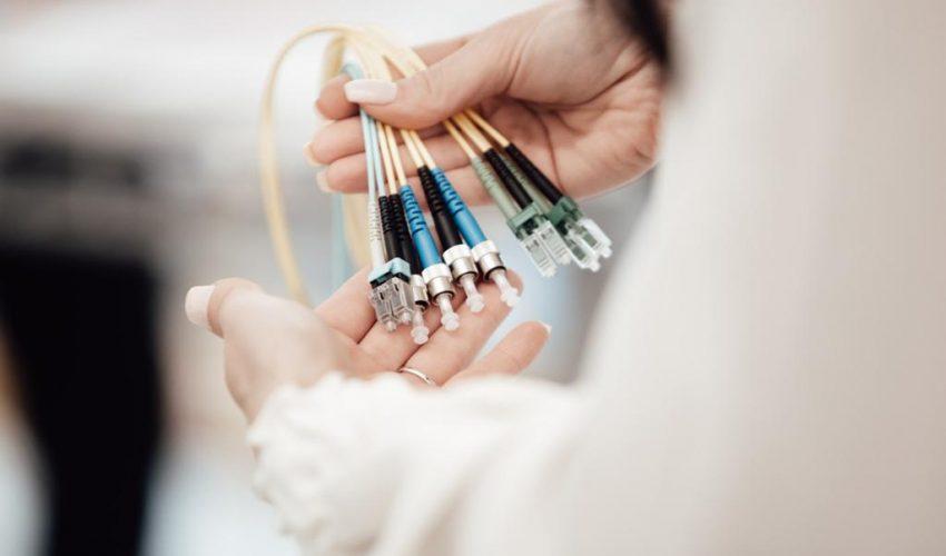 type of fiber connectors